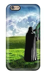 YY-ONE SGtaesJ3198hjSPB James D Bradley Defender Tpu Hard YY-ONE For Iphone 6- Star Wars Humor