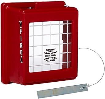 Amazon.com: Cato 22012b Rojo polietileno Montada Pull ...