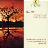 Brahms; Sym.No.1/Tragic Ove