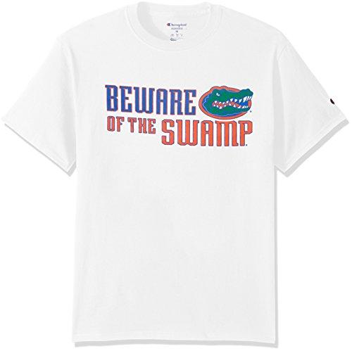 - NCAA Men's Champ Short Sleeve Local T-Shirt Florida Gators X-Large