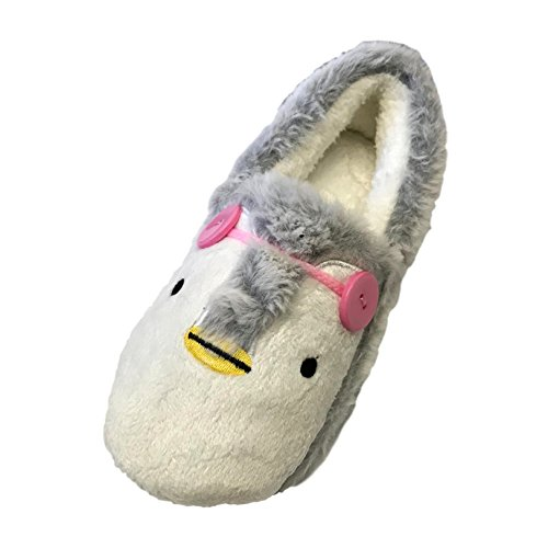 Femme Gris Femme Comfootwear Comfootwear Chaussons Pingouin Chaussons z6c1qdBz