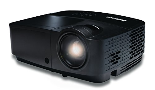 InFocus IN2126a WXGA Network Projector, 3500 Lumens, HDMI, Wireless-ready