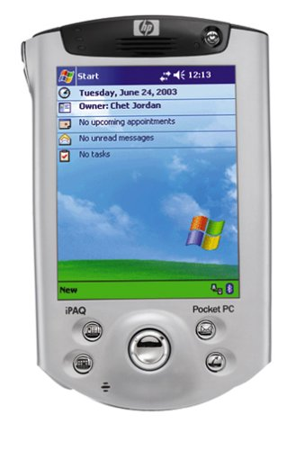 HP iPAQ h5150 Pocket PC ( FA106A#8ZQ )