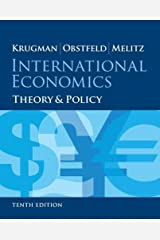 International Economics: Theory and Policy (10th Edition) (Pearson Series in Economics) Hardcover