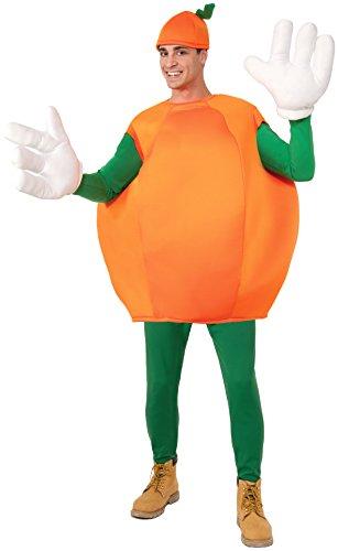 Forum Novelties Orange Costume, Orange, (Pear Costumes For Adults)