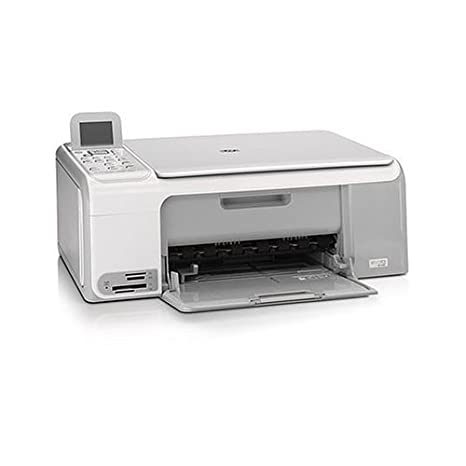 HP Photosmart C4180 All-in-One Printer - Impresora ...