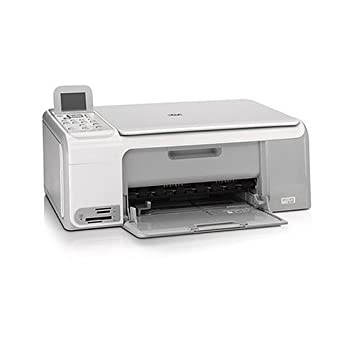 Amazon.com: HP Photosmart C4180 All In One Printer, Scanner ...