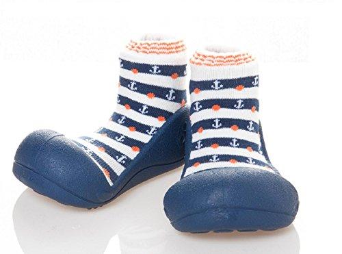 Attipas - Zapatos primeros pasos para niña Azul