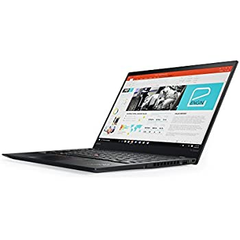 "Lenovo ThinkPad X1 Carbon (5th Gen) 20HR000HUS 14"" FHD (1920x1080) Display - Intel i7-7600U Processor, 8GB RAM, 256GB PCIe SSD, Windows 10 Pro"