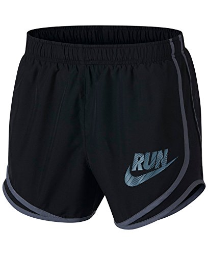 Charcoal Black Tempo NIKE Women's Running Dry Short ARp4fR