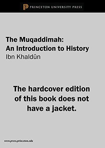 The Muqaddimah (3 Volume Set)
