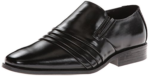 Stacy Adams Robeson Plain Toe Uniform Slip-on With Double Si