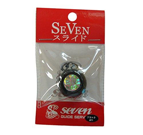 NIKKO KASEI(ニッコー化成) セブンスライド カラーヘッド 100g #11 (BK) 70393 100g ブラックの商品画像