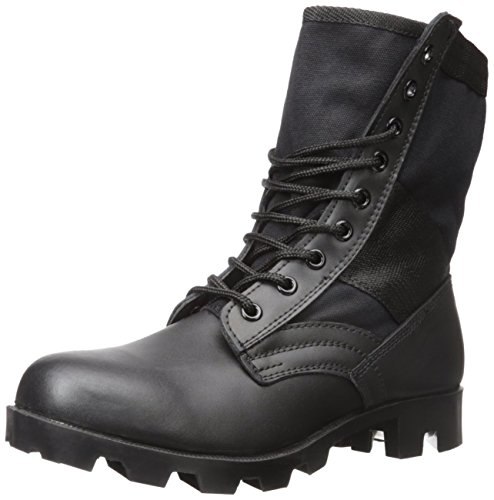 Stansport Jungle Boots, Black, 6R