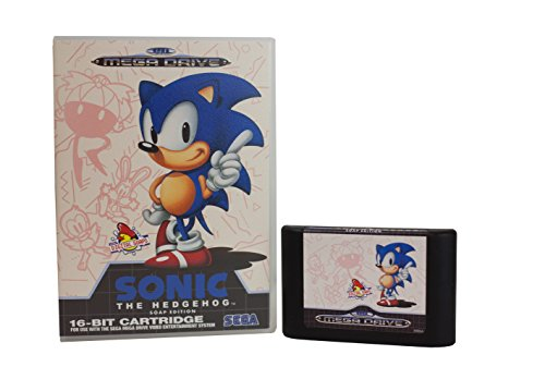 Sonic The Hedgehog Mega Drive Soap Cartridge Officially Licensed By Sega Buy Online In Cambodia Digitalsoaps Products In Cambodia See Prices Reviews And Free Delivery Over 27 000 Desertcart