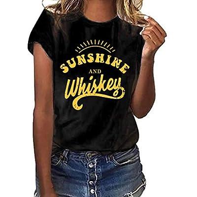 Women T-Shirt Casual Summer