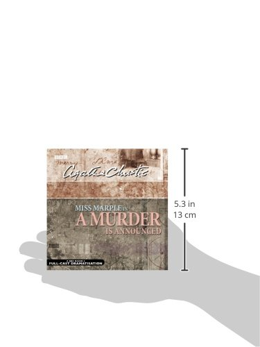 A Murder Is Announced (BBC Audio Crime) by BBC Books (Image #2)