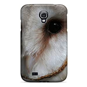 Galaxy S4 Case Cover Animals Owls Case - Eco-friendly Packaging