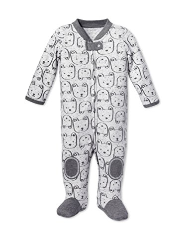 Lamaze Baby Organic Sleep N' Play, Grey, 9M