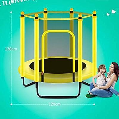 Trampolines Cama Elastica Plegable en el Suelo: colchoneta ...