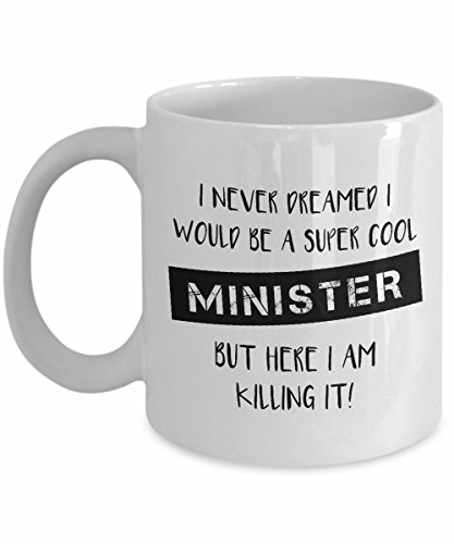 Minister Gift, Minister Appreciation, Minister Mug, Gift For Minister, Minister Gift, Wedding Thank You
