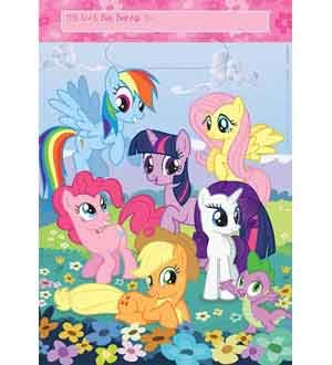 Price comparison product image My Little Pony Friendship Lootbag 8ct [4 Retail Unit(s) Pack] - 375513