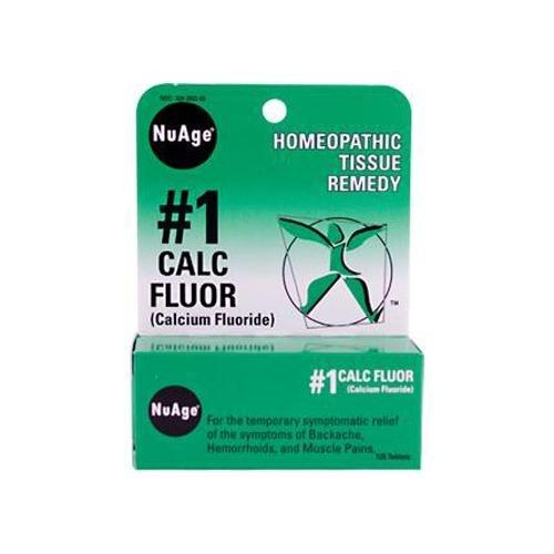 NuAge Tissue Salts Fluor Hylands