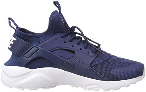 ... Nike Jungen Air Huarache Run Ultra GS Gymnastikschuhe Blau (Navy/white  406)
