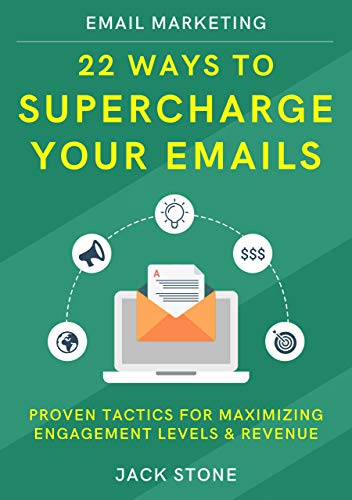 #freebooks – Free for one day only: Email Marketing: 22 Ways to Supercharge your Emails