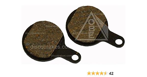 Tektro Lyra // IOX.11 Disc Brake Pads EBC Green CFA615