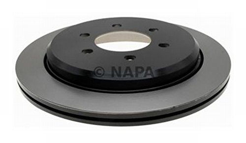 NAPA 880106 Premium Brake Rotor - 2003-2006 Expeditiion & Navigator - Napa Premium