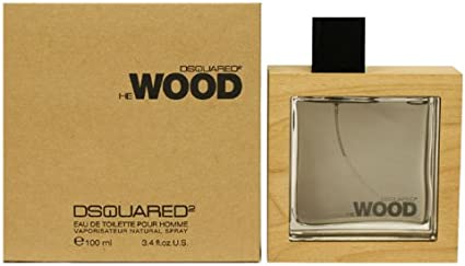 Dsquared Hewood Eau De Toilette, Uomo, 100 ml