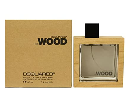 Dsquared Wood Men Perfume para Hombre - 100 ml