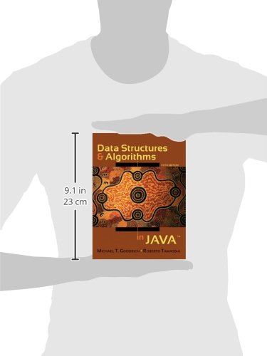 Data Structures and Algorithms in Java by Wiley