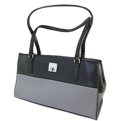 Bolsa Cm Creativa 32x19x12 'fiorelli'gris 5 Negro aqBwSpaxZ