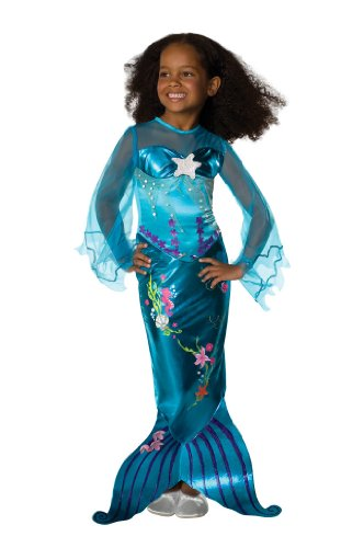 Toddler Magical Mermaid Costume Size 2-4T]()