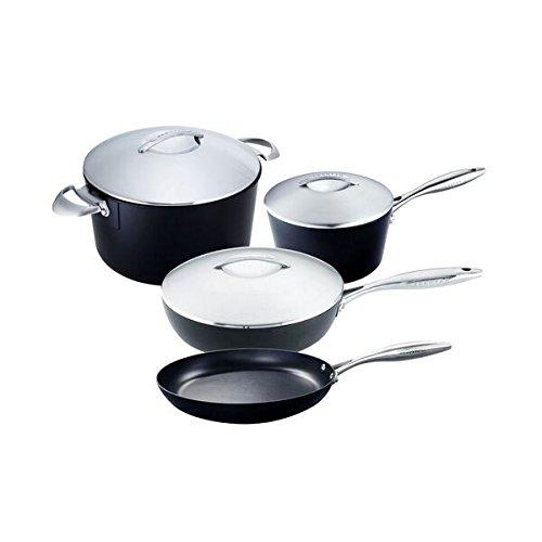 Scanpan Professional 7 Piece Nonstick Cookware Set