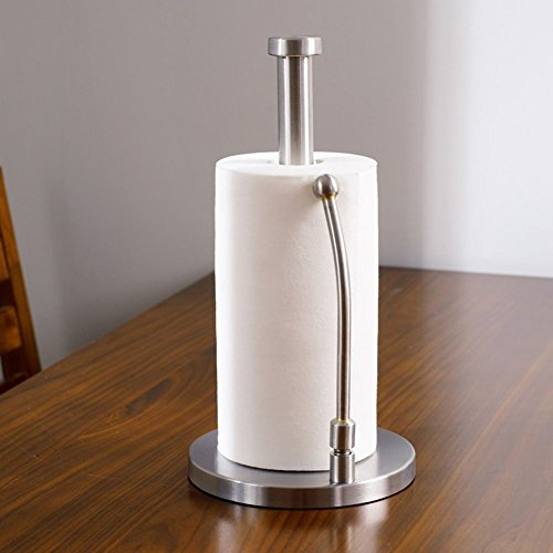 Viemode Standing Tear Paper Towel Holder - 12