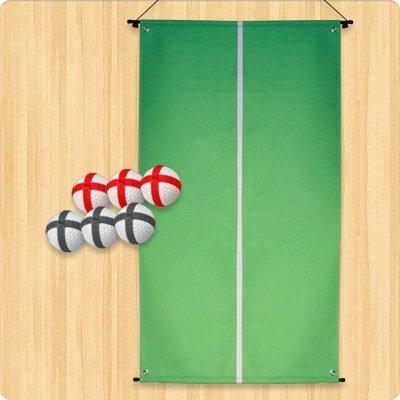 Velcro Golf Practice Target with Velcro Balls - Slingergolf Golf Swing Training Tools