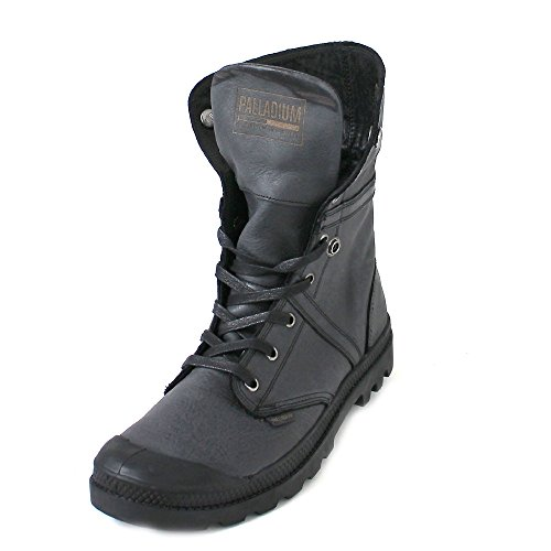 Pallabrouse Palladium Boots Hombres negro Baggy Calzado L2 OOq07