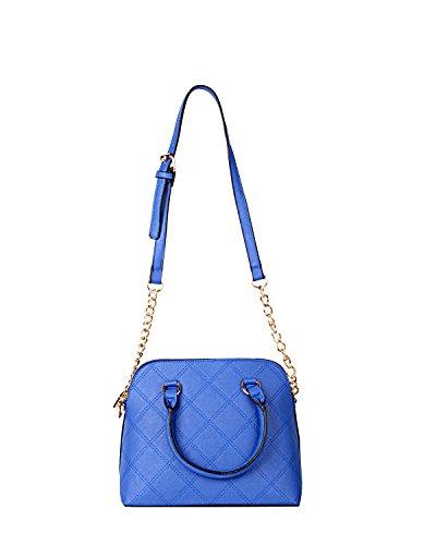 Jezzelle Mujer Hombro De Azul Bolso TtEHwrqt