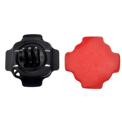 360 Degree Helmet Mount Adjust Adapter For GoPro HERO 3+/3/2/1.