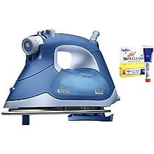 Oliso TG1050 1600 Watts Smart Iron - Free 1oz Faultless Hot Iron Cleaner