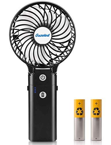 6 battery operated fan - 3