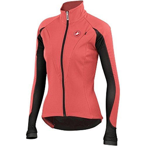 Amazon.com: Castelli Illumina – Chaqueta para mujer: Clothing