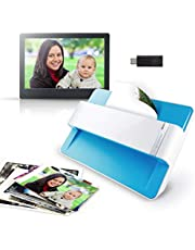 $199 » Plustek Photo Scanner - ephoto Z300, Scan 4x6 Photo in 2sec, Auto Crop and Deskew with CCD Sensor. Support Mac and PC