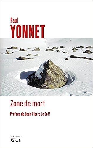 Couverture Zone de mort