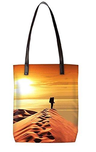 Borsa Da Spiaggia Snoogg, Multicolore (multicolore) - Ltr-bl-3164-totebag