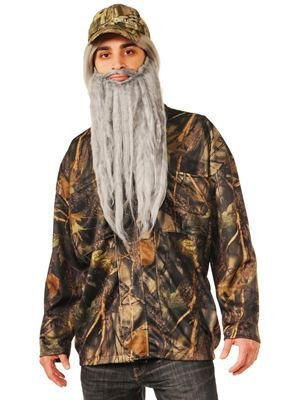 (Rubie's Men's Duck Hunting Season Hunter Forest Adult Costume Jacket, Multi,)