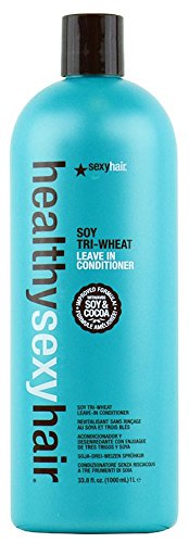 Price comparison product image Sexy Hair Healthy Sexy Hair Soy Tri-Wheat Leave in Conditioner, 33.8 Fluid Ounce